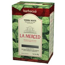 картинка Мате La Merced Barbacua 500g  от DonMate.ru